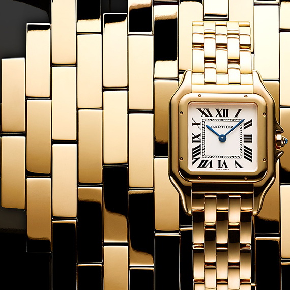Cartier Home Page